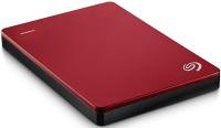 SEAGATE BACKUP SLIM USB 3.0 KIRMIZI STDR2000203 Taşınabilir Harddisk