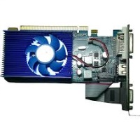 SECLIFE  1GB Radeon HD 5450 DDR3 64 Bit HDMI DVI VGA LP Single Fan