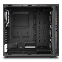 SHARKOON 650W 80+ PLUS TG4 RGB USB3.0 4xRGB Fan Temperli Cam KASA