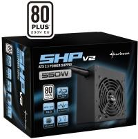 SHARKOON SHP650V2 650W 80+ ATX POWER SUPPLY