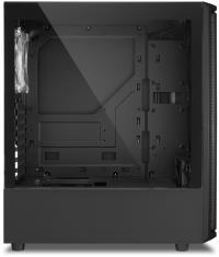 SHARKOON SK3 ATX MIDI TOWER RGB GAMING KASASI (Powersız)