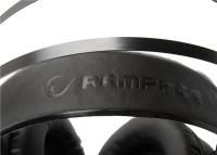 SNOPY RAMPAGE SN-RX5 Gaming Siyah Mikrofonlu Kulaklık