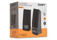 SNOPY SN-904 2.0 SİYAH AC 220V SPEAKER