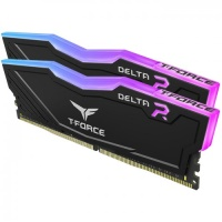 TEAM 16GB 2x8GB 3000MHZ DELTA RGB RAM SİYAH TF3D416G3000HC16CDC01