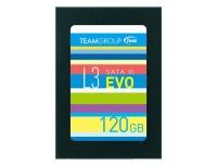 Team Group L3 EVO 120GB SATA3 SSD  500/360 T253LE120GTC101 Harddisk