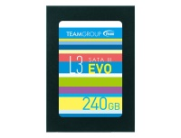 Team Group L3 EVO 2.5  240GB 530/470M   SATA3 SSD SSD T253LE240GTC101