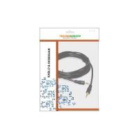 Teknogreen TKS-005 5m. 3.5mm Stereo E-E Kablo