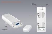 TENDA O3 1PORT+POE WiFi 150Mbps 5KM ACCESS DIŞ