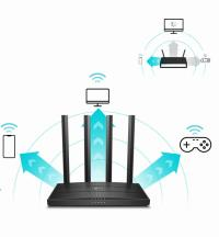 TP-LINK Archer C80 AC1900 MU-MIMO Router