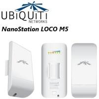 UBIQUITI  LOCAM5  Nanostati·on ubnt Loco M5 5ghz 13dbi· dış ortam