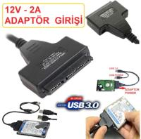 USB-HDD NIVATECH NTC-646 USB 3.0 TO SATA KABLO