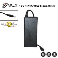 Valx LA-19030 19V 4.74A 90W 5.5x3.0 Laptop Adaptör samsung
