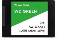 WD 2TB Blue SSD 560/530MB 3D Nand WDS200T2B0A SSD Harddisk