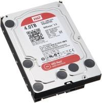 WD WD40EFRX 4TB W.DIGITAL RED 5400RPM 64MB
