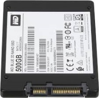 """WD Blue 2.5"""" 500GB SSD SATA3 560/530 WDS500G2B0A"""