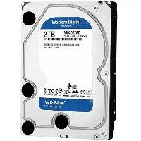 """WD Blue WD20EZAZ 2TB 3.5"""" 256MB 5400 Rpm SATA 3 Harddisk"""