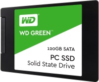 "WD GREEN 120GB SSD WDS120G2G0A  2.5"" 7mm 545/430M SSD Hard Disk"