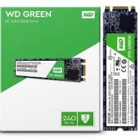 WD GREEN 240GB M.2 SATA 540/430 G2G0B WDS240G2G0B