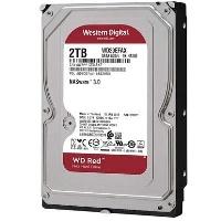 WD WD20EFAX 2TB W.DIGITAL RED 5400RPM 64MB NAS HARDDİSK