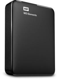 """WD WDBU6Y0040BBK-WESN 4TB 2.5"""" Element USB3.0 Siyah Harici HardDisk"""