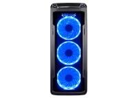 Xigmatek HAWTHORN EN9535 Siyah Usb 3.0 + Usb 2.0 12cm Mavi 15Led Fanlı Atx Kasa