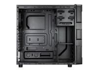 XIGMATEK Vanguard-Plus-600W 80PLUS AKTİF PFC PSU 2 * Usb 3.0 2*15 Led Fanlı Kasa