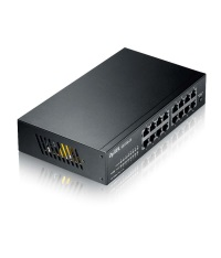 ZYXELL 16 PORT GS1100-16 10/100/1000 GIGABIT