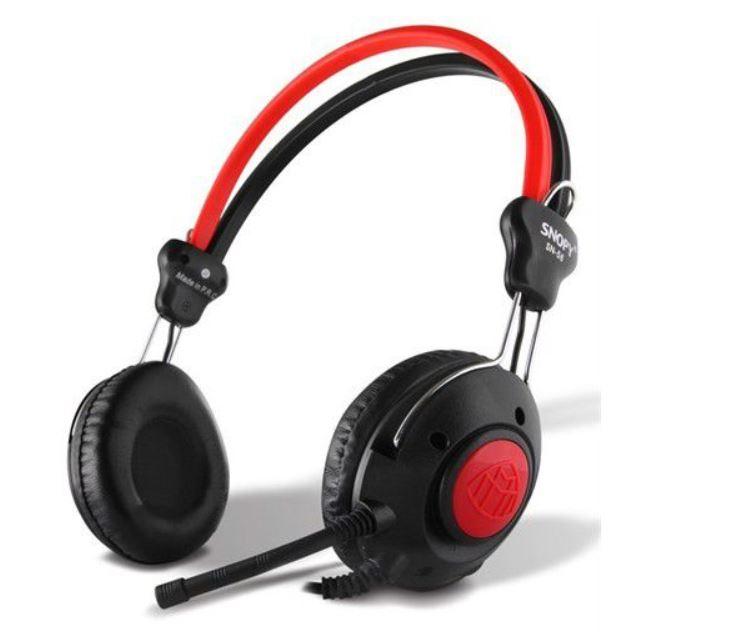 SNOPY SN-58 Mikrofonlu Kulaküstü Kulaklık (8784)