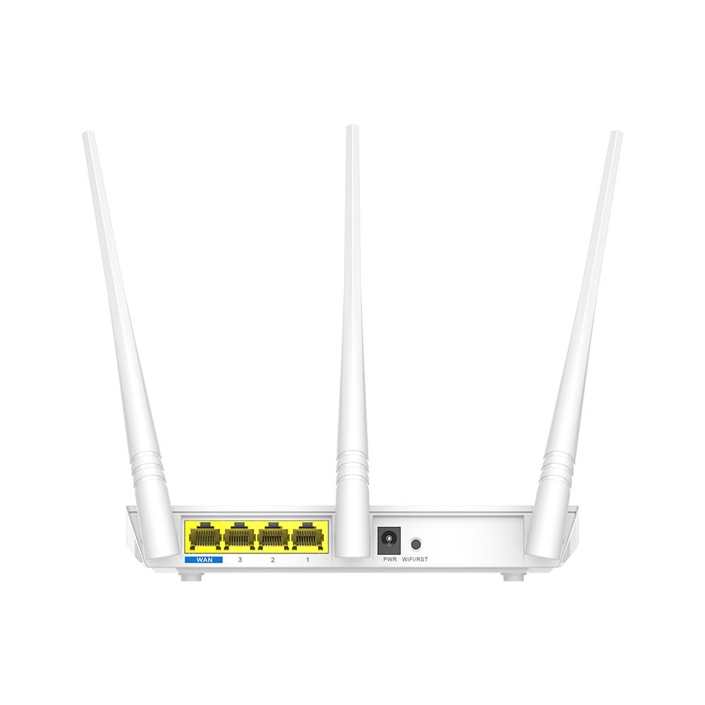 TENDA F3 3x5dBi 300Mbps 4Port WPS Router