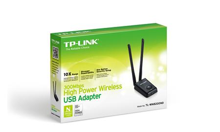 TP-LINK TL-WN8200ND 300 Mbps N Kablosuz 2x5dBi