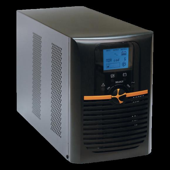 Tunçmatik Newtech Pro 1000VA (1KVA) 5/15 LCD Online UPS (TSK5303)
