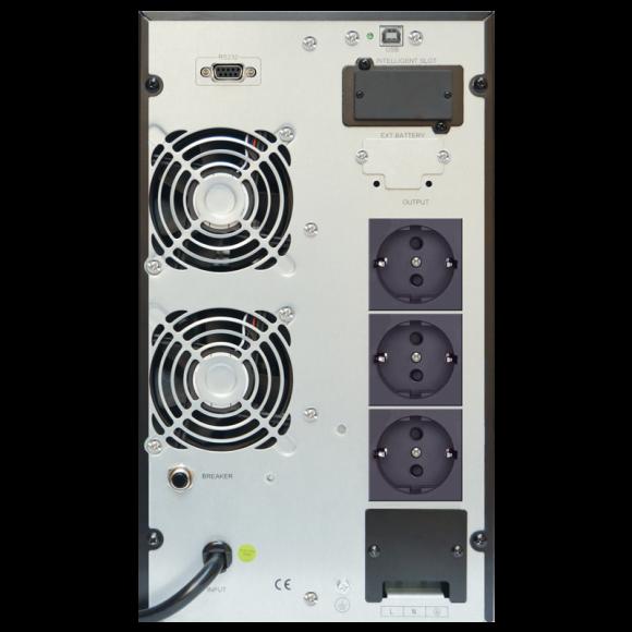Tunçmatik NEWTECH PRO II X9 3 KVA 1/1 LCD ONLINE UPS