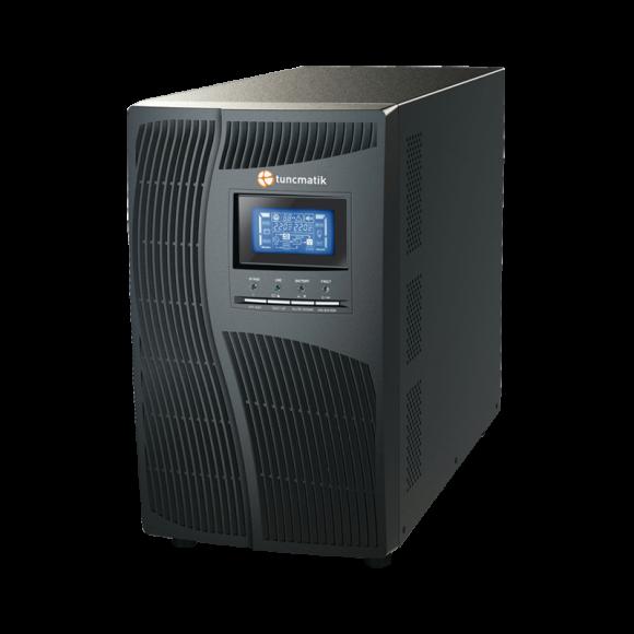 Tuncmatık Newtech Pro X9 Dsp 10 Kva 1/1 (20*12V 9Ah Yuasa) On-Lıne Ups Lcd (TSK5112)