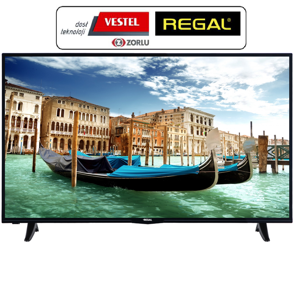REGAL 40'' 102 Ekran Full HD LED TV SMART UYDU