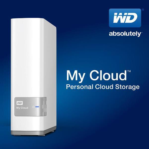 "WD 3,5"" 6TB My Cloud NAS Gigabit Ethernet Kişisel Bulut Depolama harddisk(WDBCTL0060HWT)"
