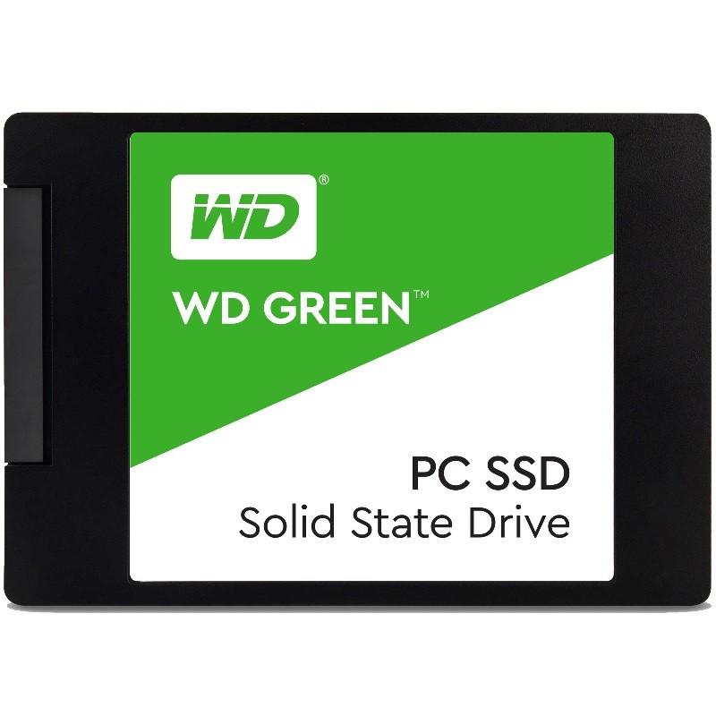 WD Green Serisi 120GB Sata 3 SSD Disk WDS120G1G0A HDD