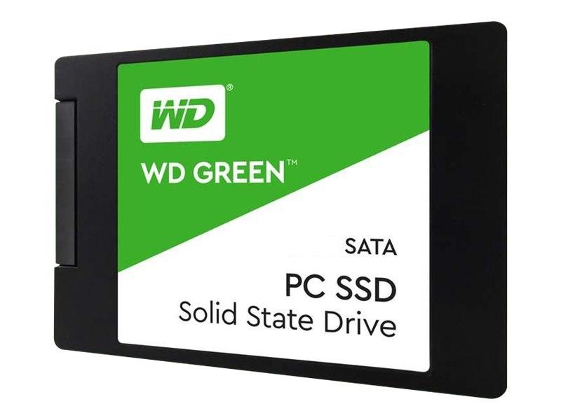 WD Green Serisi 240GB Sata 3 SSD Disk WDS240G1G0A HARDDİSK